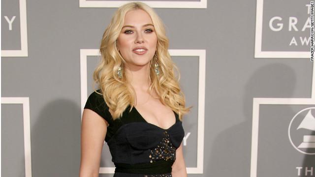 Making stars like Scarlett look good