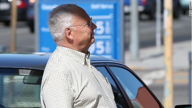 U.S. gas prices 'crash'